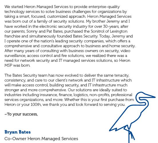 heron background info capture